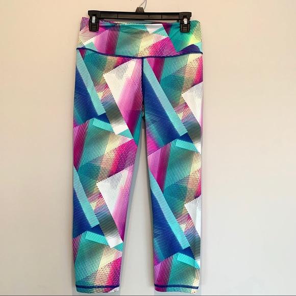 Victoria's Secret VSX Sport Capri Workout Pants M
